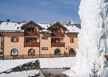 Appartamento a Moena - Inverno - ID foto 1378