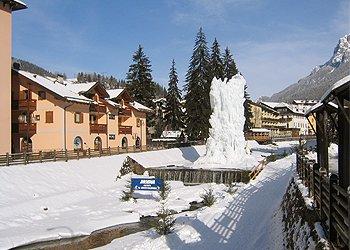 Appartamento a Moena - Inverno - ID foto 1379
