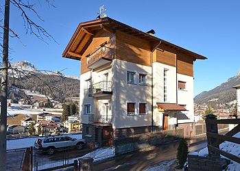 Apartment in Moena - Winter - Photo ID 1391