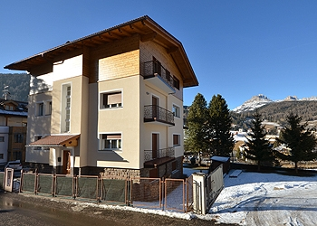 Apartment in Moena - Winter - Photo ID 1392