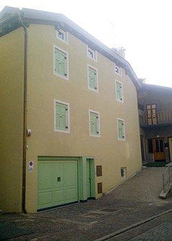 Wohnung - Moena - Außenansicht Winter - Photo ID 1396