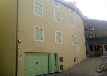 Apartmaji Moena: Luca Magugliani