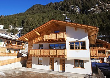 Apartment in Canazei - Winter - Photo ID 1398