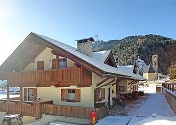 Appartamento a Campitello di Fassa - Inverno - ID foto 1415