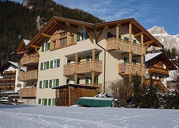 Appartamento a Canazei - Inverno - ID foto 1417