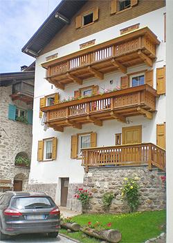 Appartamento a Moena - Estate - ID foto 1429