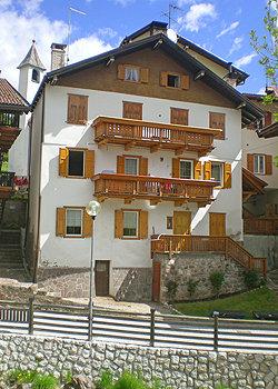 Appartamento a Moena - Estate - ID foto 1432