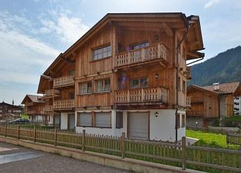 Appartamenti Pozza di Fassa: Villa Ladina
