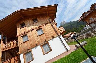 Apartment in San Giovanni di Fassa - Pozza - Summer - Photo ID 1462