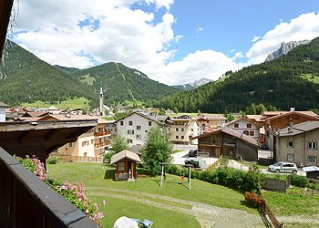Piso - San Giovanni di Fassa - Pozza - Vista - Photo ID 1474