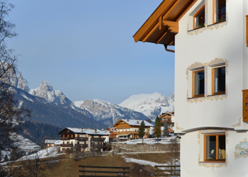 Appartamento a Moena - Inverno - ID foto 1535