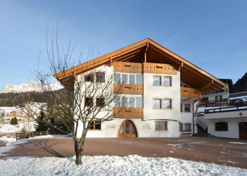 Appartamento a Moena - Inverno - ID foto 1536