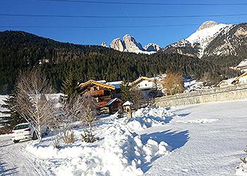 Piso - Campitello di Fassa - Invierno - Photo ID 1542