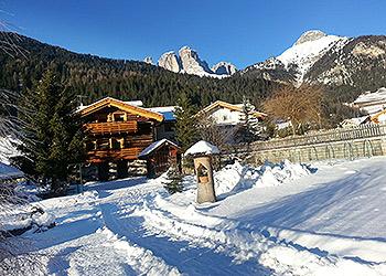 Piso - Campitello di Fassa - Invierno - Photo ID 1543