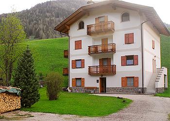 Appartamento a Moena - Estate - ID foto 1548