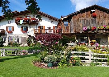 Wohnung - San Giovanni di Fassa - Vigo  - Außenansicht Sommer - Photo ID 1559
