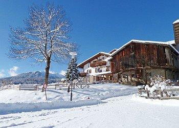 Wohnung - San Giovanni di Fassa - Vigo  - Außenansicht Winter - Photo ID 1562