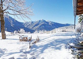 Wohnung - San Giovanni di Fassa - Vigo  - Außenansicht Winter - Photo ID 1563