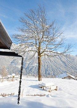 Wohnung - San Giovanni di Fassa - Vigo  - Außenansicht Winter - Photo ID 1567