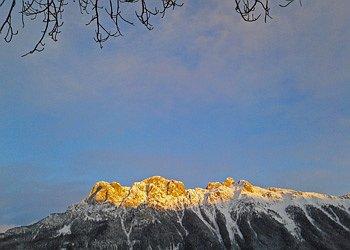 Wohnung - San Giovanni di Fassa - Vigo  - Außenansicht Winter - Photo ID 1568