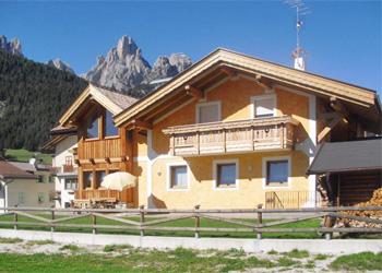 Appartamento a San Giovanni di Fassa - Pozza - Estate - ID foto 1573