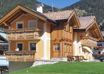 Appartamento a San Giovanni di Fassa - Pozza - Estate - ID foto 1574