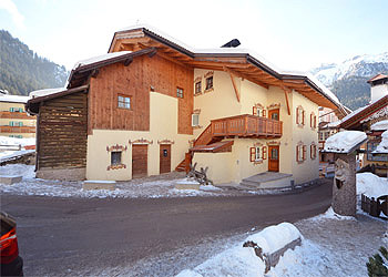 Apartamncie - Canazei - External - Photo ID 1580