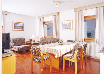 Residencias - Pera di Fassa - Interior - Photo ID 1617