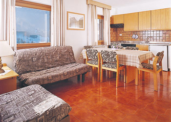 Residencias - Pera di Fassa - Interior - Photo ID 1618