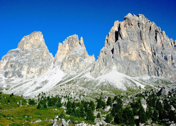 Residence - Pera di Fassa - Landschaft - Photo ID 1633