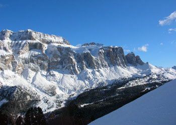 Residence - Pera di Fassa - Landschaft - Photo ID 1637