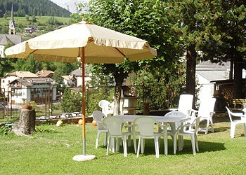 Apartmanu - Moena - Vrt - Photo ID 1639