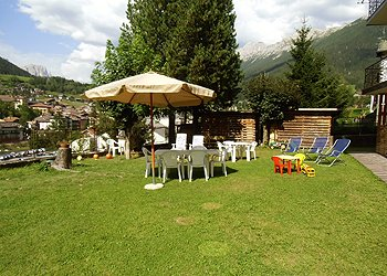 Apartmanu - Moena - Vrt - Photo ID 1640