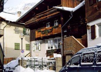 Apartment in Canazei. Tobià de Vale in winter