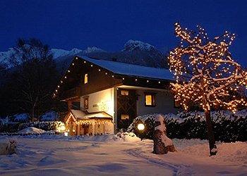 Residence - Moena - Außenansicht Winter - Photo ID 1668