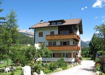 Apartment in Moena - Summer - Photo ID 168