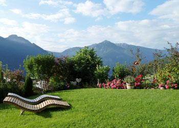 Wohnung - San Giovanni di Fassa - Vigo  - Außenansicht Sommer - Photo ID 1706