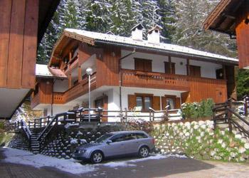 Апартаменты Mazzin di Fassa: Niki Bertolini