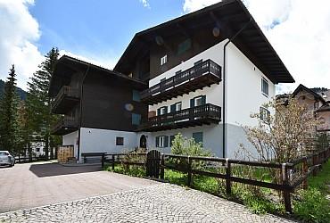 Апартаменты Campitello di Fassa: Niki Bertolini