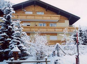 Wohnung - Canazei - Außenansicht Winter - Photo ID 177