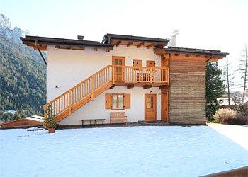 Appartamento a San Giovanni di Fassa - Vigo  - Esterne - ID foto 1777