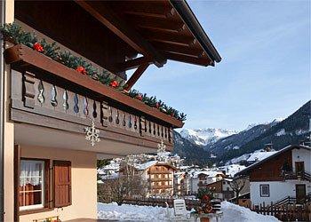 Apartment in Moena - Winter - Photo ID 1782