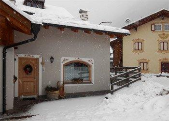 Apartment in San Giovanni di Fassa - Pozza - Winter - Photo ID 1785