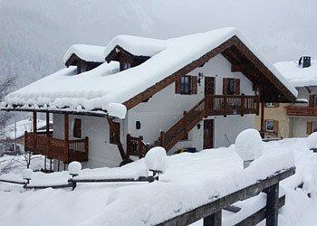 Apartmaju - Penia di Canazei - Zunanje zima - Photo ID 1795
