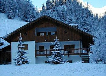 Apartmaju - Penia di Canazei - Zunanje zima - Photo ID 1796