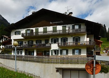 Apartments Moena: La Campanella