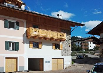 Appartamento a Soraga - Estate - ID foto 1815