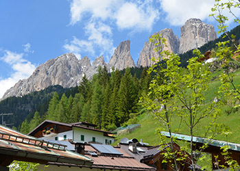 Bytě - Campitello di Fassa - Výhled - Photo ID 1822