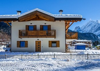 Apartment in Canazei - Winter - Photo ID 1832