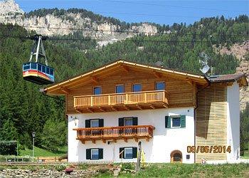 Apartamentos Vigo di Fassa: Ciasa Trottner - Trottner Marco e Elisabetta